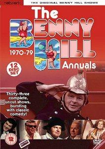 Tv Series   Benny Hill Complete 70s     12 DVD